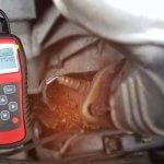 בדיקת חיישן חמצן